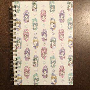 Sailor Chibi Moon Spiral Notebook